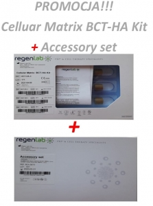 Cellular Matrix BCT-HA Kit *1 +  BCA-SET3 Accesory Set x1