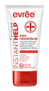 Evree Instant Help Krem ratunek do rąk 75ml